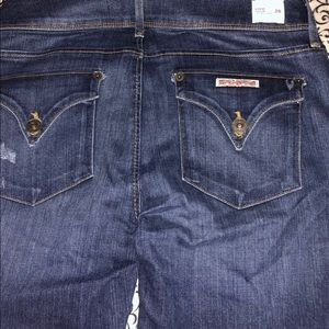 hudson jeans size 28 in
